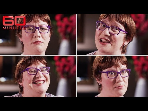 Woman conjures multiple personalities during extraordinary interview 60 Minutes Australia