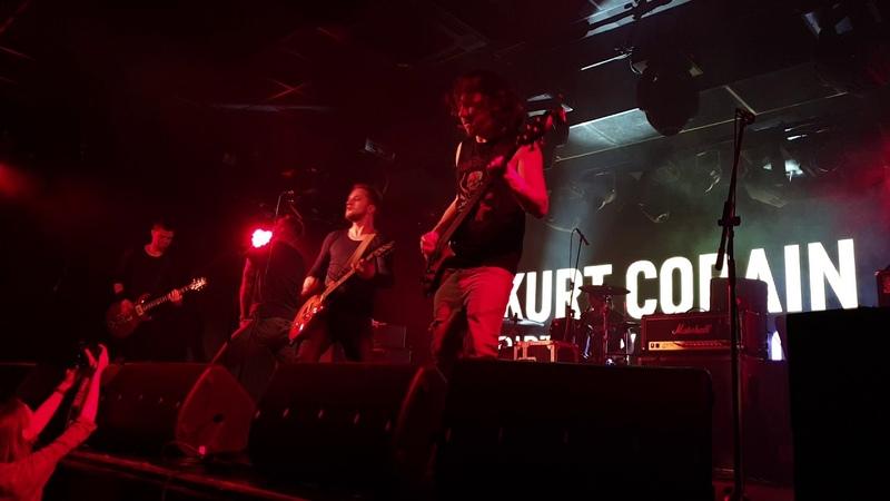 METAMORPHIS ft ГУДТАЙМС - Stay Away - Kurt Cobain birthday fest 2020 - Санкт-Петербург 21.02.2020 HD