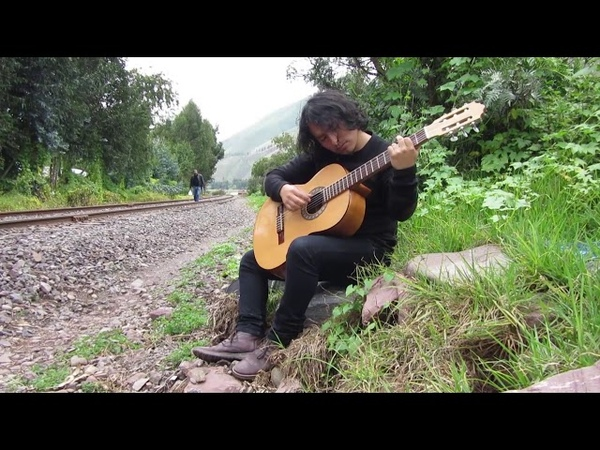 CHUSCADAS ANCASHINAS Guitarra ayer te vi capitalina tu boda Anibal J