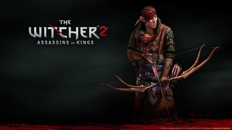The Witcher 2 Assassins of Kings Yettich часть 13 Гарпии Сны Кошмар Балтимора
