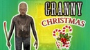 Гренни 2 мод Рождество | ГРЕНДПА САНТА КЛАУС! | Granny 2 Хоррор Игры