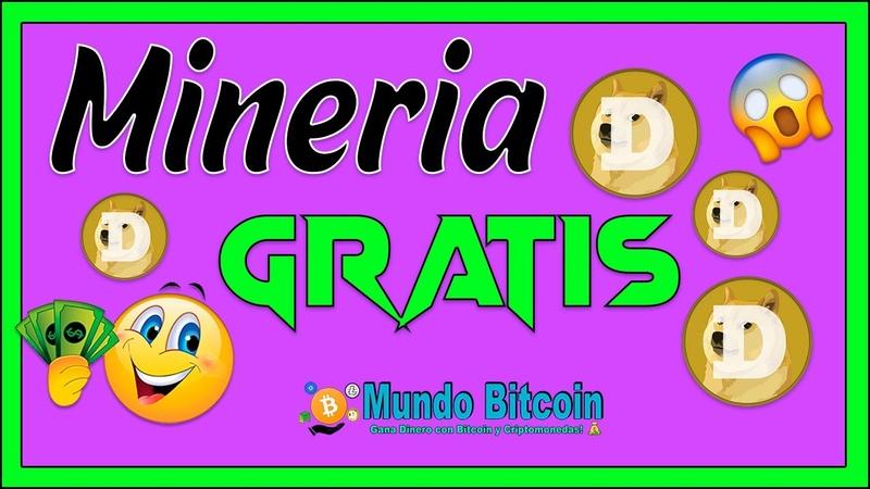 ⚒️ Paginas para MINAR GRATIS 2020 👉 Mineria BITCOIN LITECOIN Y DOGECOIN Gratis ✅