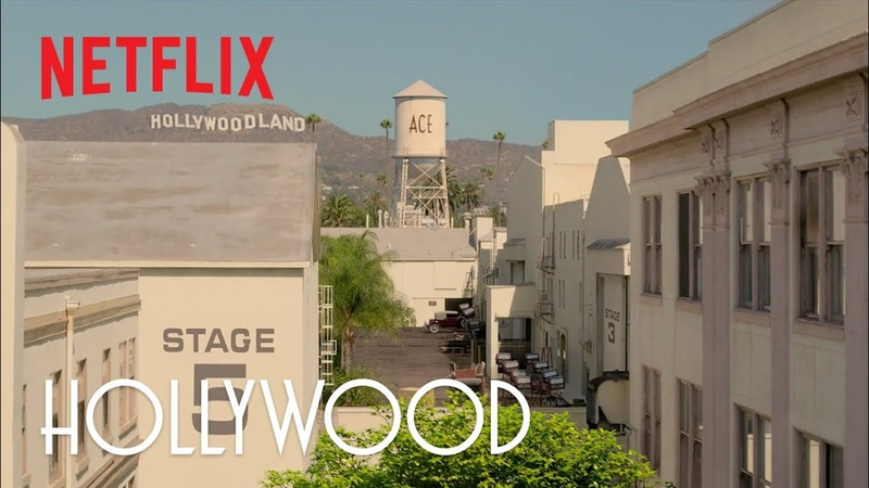 Ryan Murphy's Hollywood The Golden Age Reimagined The Real Hollywood Netflix