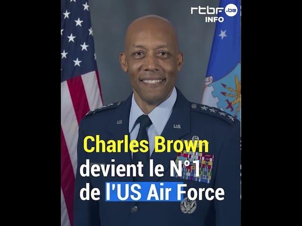George Floyd: le plus haut grad de l US Air Force sort du silence
