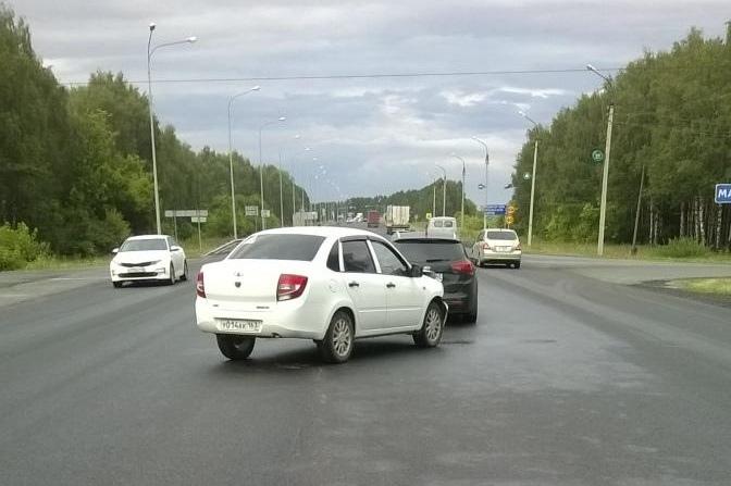 Две женщины пострадали в ДТП на Казанском тракте в Марий Эл