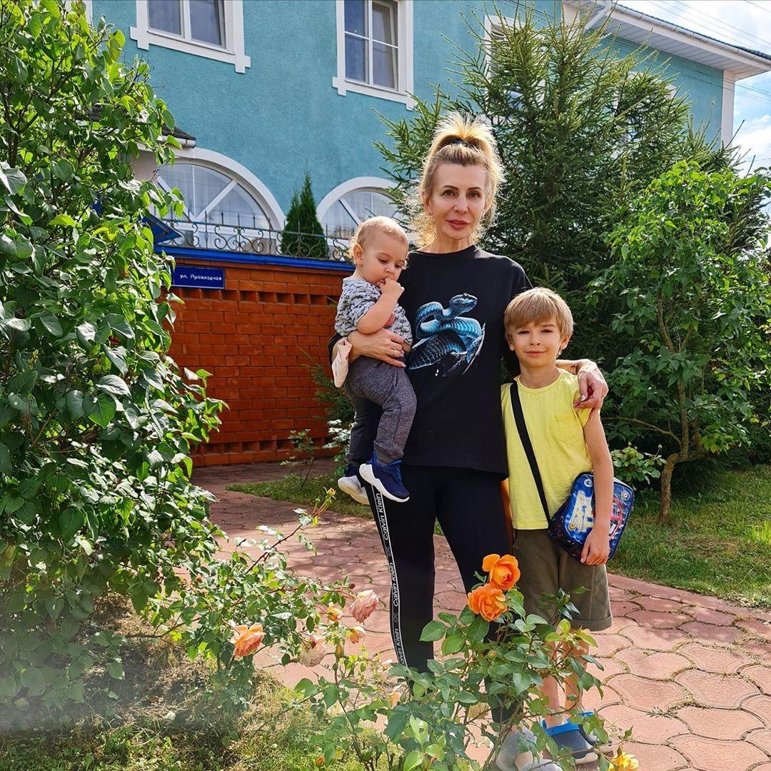 Ирина Агибалова продала дом в Павловском посаде