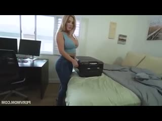 Savannah Bond - Milf Fifty Ways To Leave Your Cum Lover (mom milf mature mother big tits boobs anal creampie blowjob) casting, a