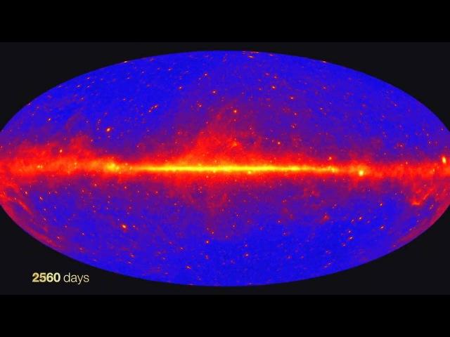NASA   Астрофизика   Ферми открыл первый гамма-пульсар в другой галактике
