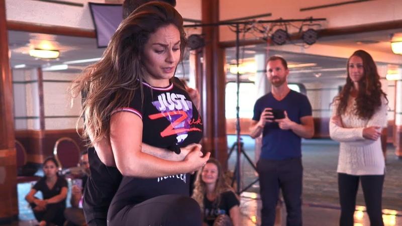 Sensual Dance Rick Torri Larissa Secco Brazilian Zouk Dance LA Zouk Festival Lola Jane