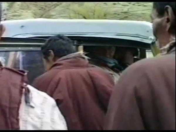 Namkhai Norbu Rinpoche in Galenting - 2