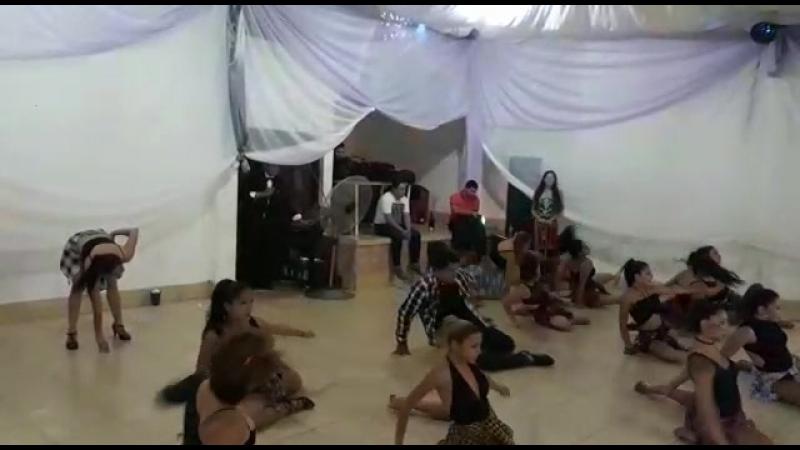 Instructorado de ritmos caribeños jujuy 2018