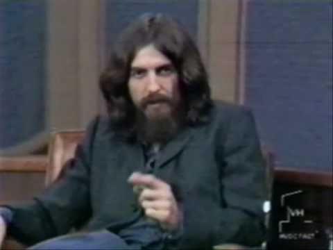 George Harrison Swears Insults Paul and Yoko