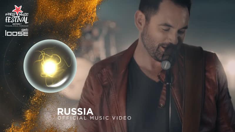 RUSSIA: Dewald Wasserfall - Laat Die Lig Inkom - Official Music Video - World Music Festival 7