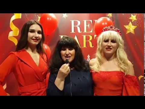 Миссис Геленджик 2020 Red party
