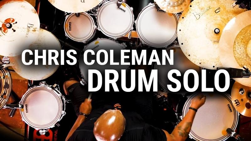 Meinl Cymbals - Chris Coleman - Drum Solo