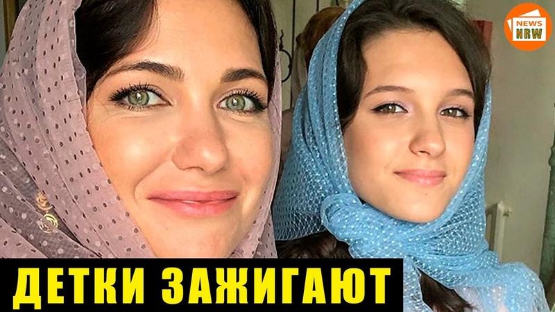 ► Дочь Екатерины Климовой призналась что ей разрешили сниматься обнаженной