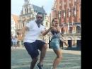Антон Лаврентьев и Маша Ивакова