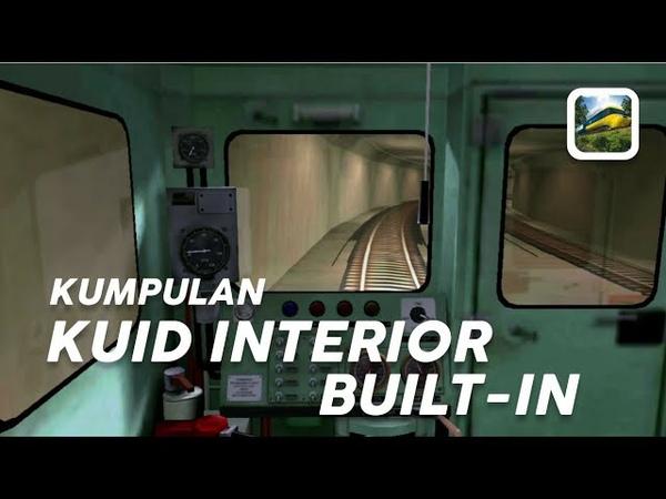 Kumpulan Kuid Interior Built in Trainz Simulator Android