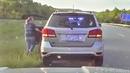 Highway Patrol Dispatcher Helps Woman Stop Her Runaway Car