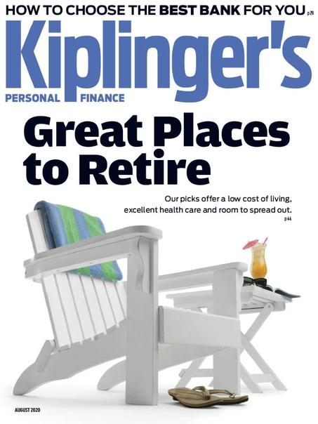 Kiplinger's Personal Finance 08.2020
