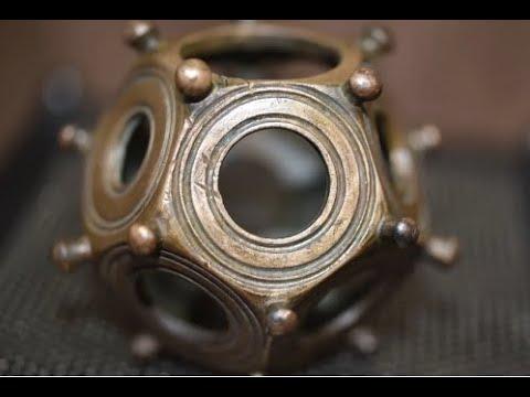 Тайна римского додекаэдра приоткрыта.