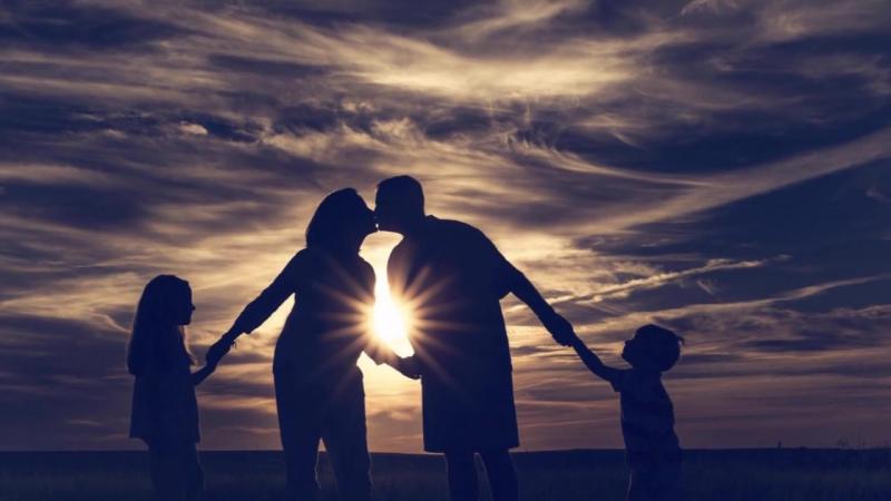 Молитва о семье.Prayer for the family. Музыка для души....