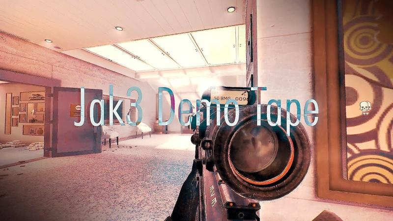 Jak3 Demo Tape CULT 3HC