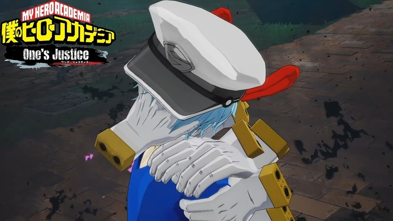 My Hero Academia One's Justice Tomura Shigaraki Online Customization Casual Matches