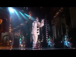 Грустный клоун исполнил I Want To Know What Love Is на шоу талантов