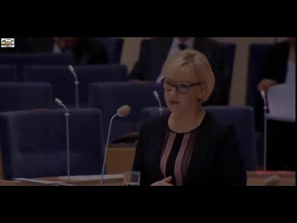 Margot Wallström Islam har bidragit till vår gemensamma civilisation
