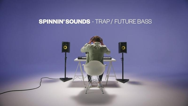 Spinnin' Sounds Trap Future Bass Sample Pack