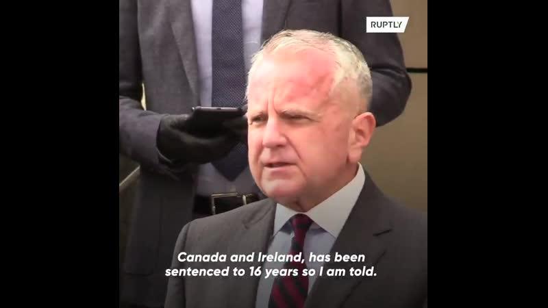 Это насмешка над правосудием посол США в России Джон Салливан разгневан приговором американскому шпиону Уилану