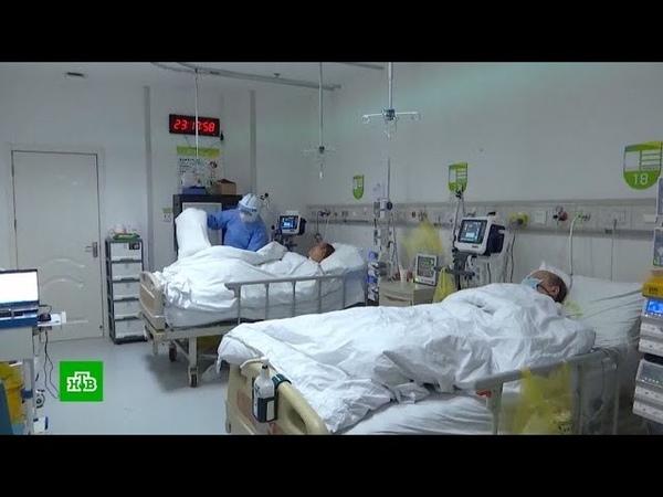 В Москве скончались еще 4 пациента с коронавирусом