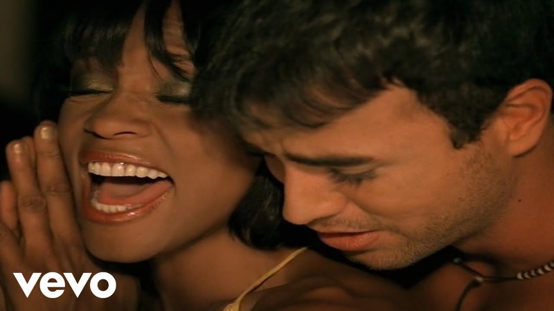Whitney Houston Enrique Iglesias Could I Have This Kiss Forever