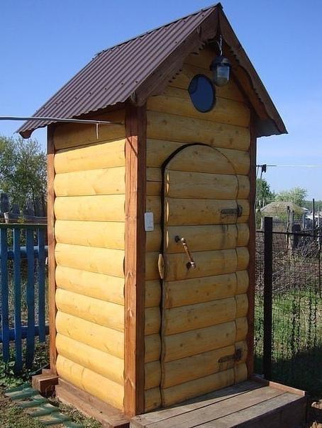 Вот какими должны быть туалеты на даче