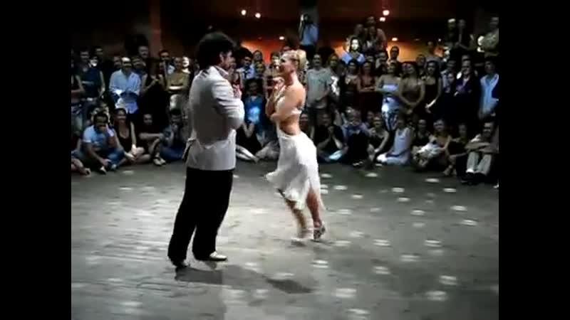 Sebastian Arce Mariana Montes De mis tiempos, MoscowTF09