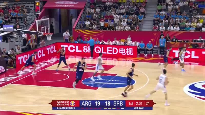 Аргентина Сербия ЧМ 2019