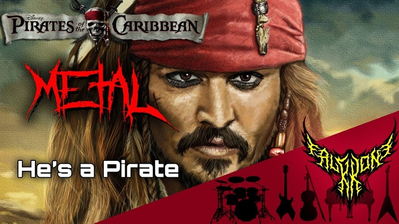 Pirates of the Caribbean He's a Pirate Intense Symphonic Metal Cover
