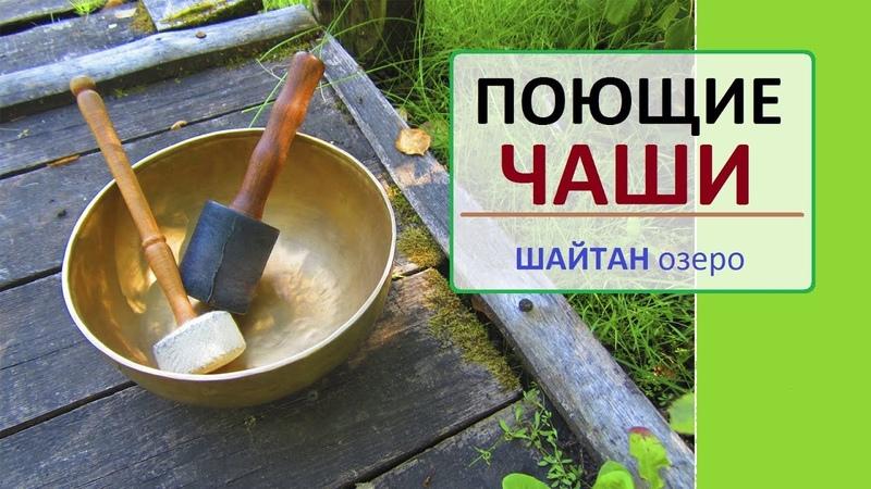 Поющие Чаши структурирование воды Омская область Муромцевский район село Окунево Шайтан озеро