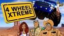 4 Wheel Xtreme 3D Прохождение Java игры