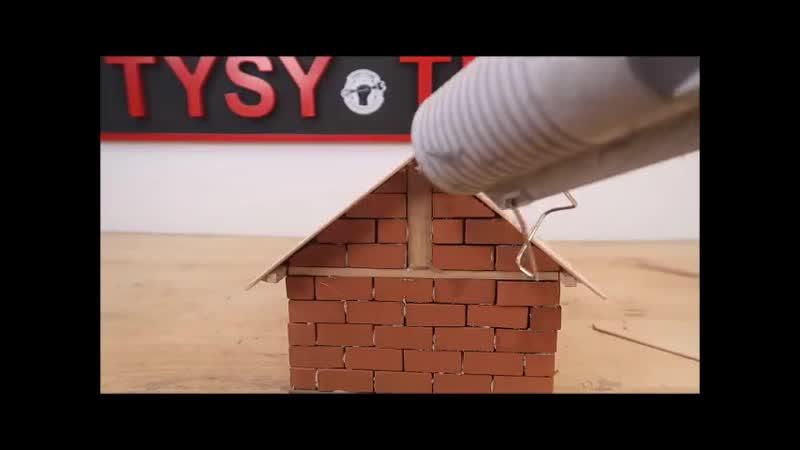 Как построить мини-гараж