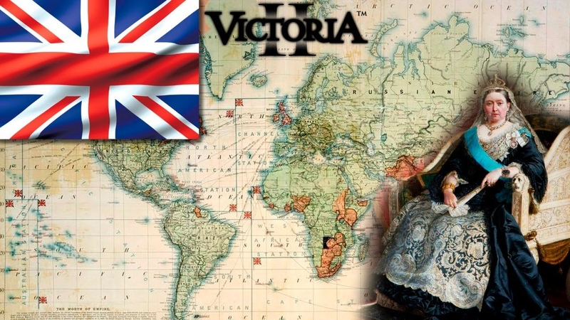Видео Victoria II. Британская Империя. (стрим, вспоминаем как играть) смотреть онлайн