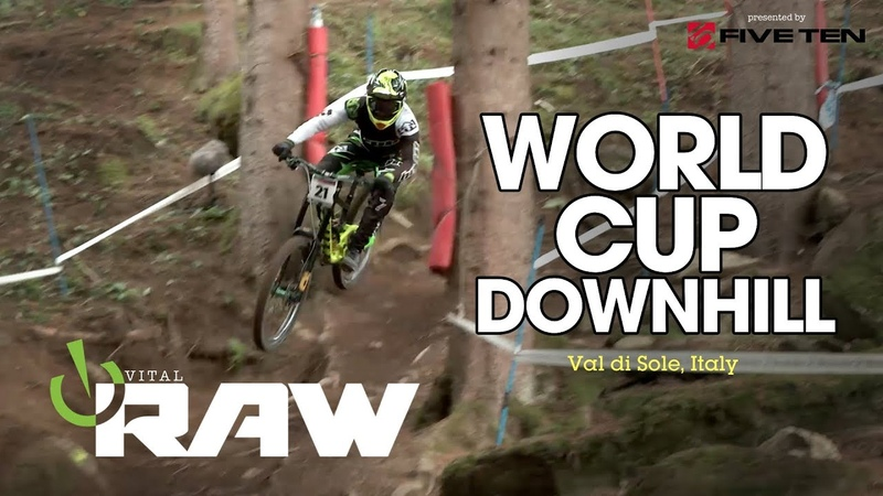 STEEP AND SKETCHY Vital RAW from Val di Sole Day 1