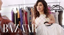 Priyanka Chopra's Guide to Fashion Little Black Book of Wellness Harper's BAZAAR