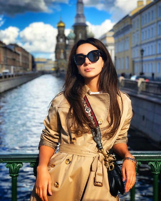 Зара Мгоян | Санкт-Петербург