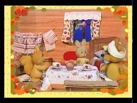 Сказки для самых маленьких 32. Хвастливый медвежонок. Кролик-нытик — Шишкина школа