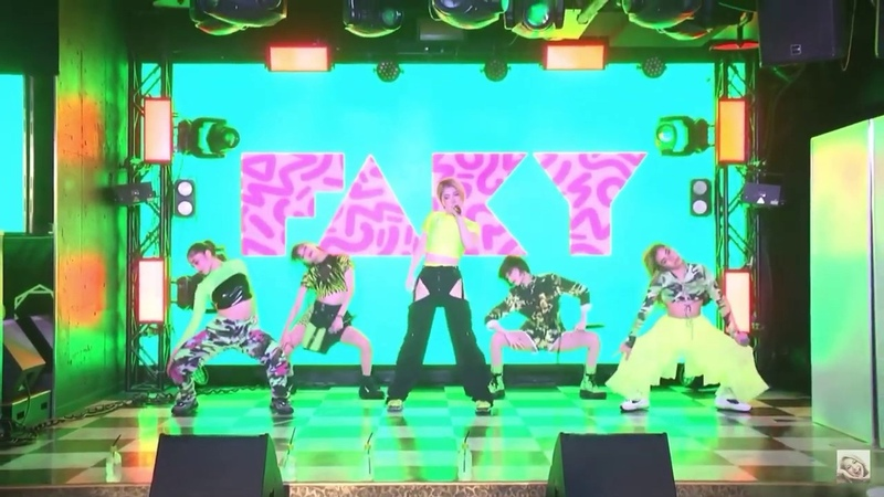 "FAKY Last Petal 「ゆきぽよの""めっかわ""ギャル祭り」NAVANA WIG Presents"