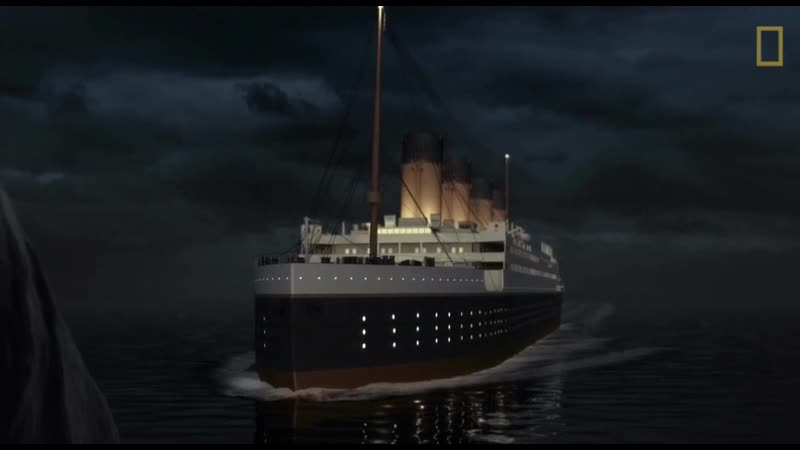 HOW DID THE 'UNSINKABLE' TITANIC END UP AT THE BOTTOM OF THE OCEAN