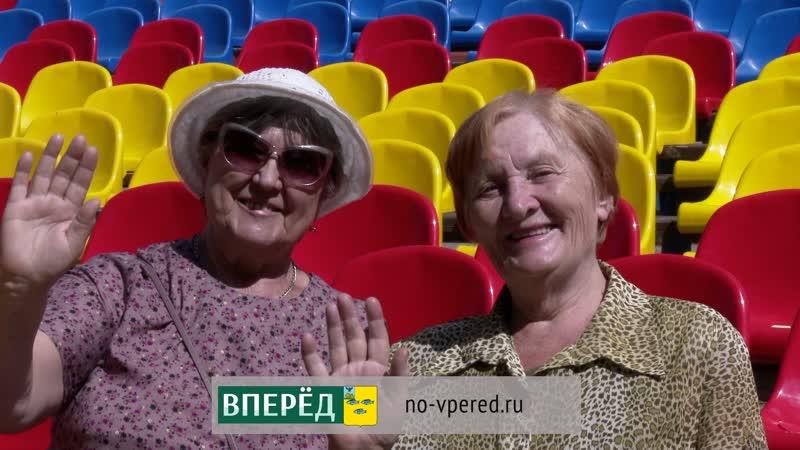 Новооскольское отделение Союза пенсионеров России отметило 15 летний юбилей