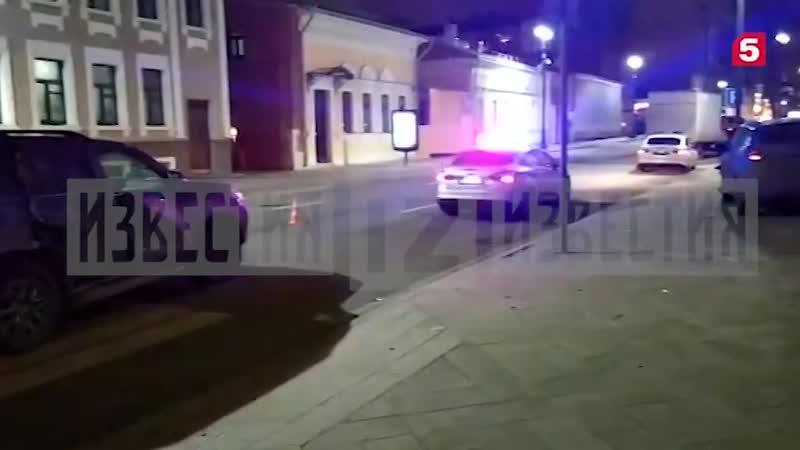 Видео сместа ДТП, вкотором пострадала актриса из«Глухаря»